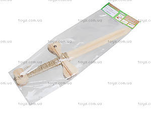 Деревянное оружие «Меч средневековый», 171839у, игрушки