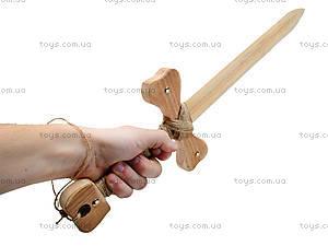 Деревянный меч «Средневековый», 171840, фото