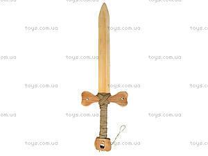 Деревянный меч «Средневековый», 171840, отзывы