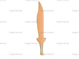 Деревянный меч «Турецкий», 35 см, 171927у, фото