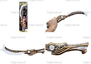 Игрушечный меч воина, TX2712-1, фото