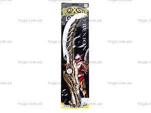 Игрушечный меч воина, TX2712-1, игрушки