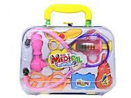 Медицинский набор, в чемодане, 606, фото