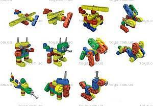 Детский конструктор Kiditec Medium L, 1122, цена