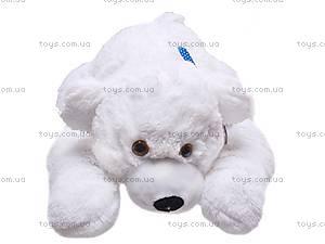Медведь белый с бантиком, 4130