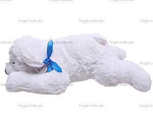 Медведь белый с бантиком, 4130, отзывы