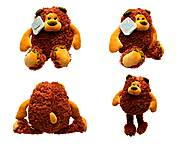 Плюшевый медведь «Фауст», К381В, фото