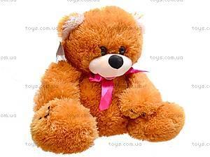 Медведь игрушечный мягкий «Веселун», 10.01.03, фото