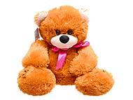 Медведь игрушечный мягкий «Веселун», 10.01.03, toys.com.ua
