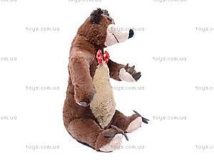 Медведь из м/ф «Маша и Медведь», 0799-2_M, фото