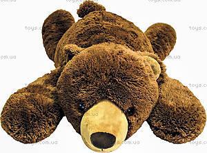 Лежачая мягкая игрушка «Медведь», МЛИ2