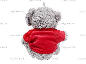 Плюшевый медвежонок «Тедди», в футболке, GC120018, фото
