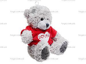 Плюшевый медвежонок «Тедди», в футболке, GC120018, цена