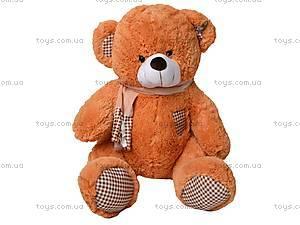 Медведь музыкальный, с шарфиком, S-JY-3271/60, купить