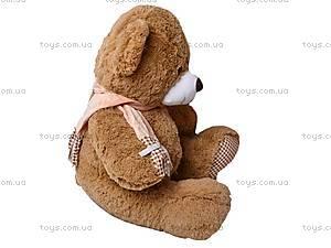 Медведь музыкальный, с шарфиком, S-JY-3271/60, отзывы
