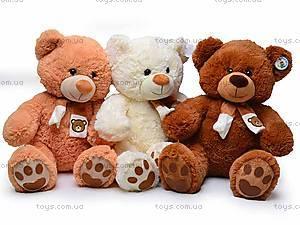 Медведь музыкальный с шарфом, JX6547-1/18, цена