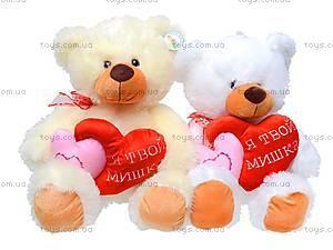 Медведь музыкальный «Валентинка», S-S38-3360/38