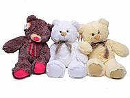Медведь мягкий «Тедди», К015ТС, toys