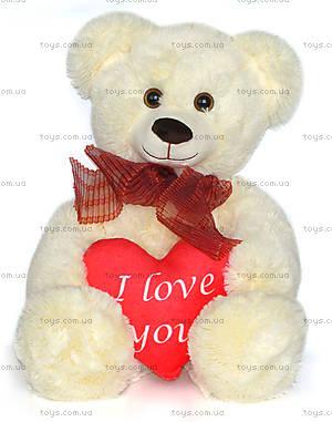 Медвежонок «Мика», Love you, MMK1Y