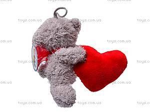 Медведь плюшевый с сердечком, ABX18774/15, купить