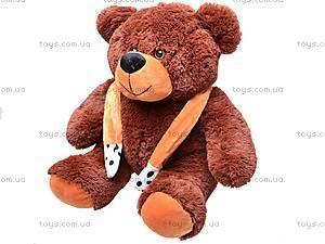 Медведь плюшевый с шарфиком, 5084/40, отзывы