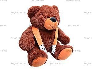Медведь плюшевый с шарфиком, 5084/40, цена