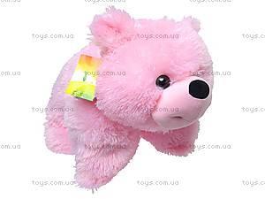 Медведь-подушка «Мишутка», 10.03.022, отзывы