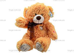 Музыкальный медведь с бантом, S-JY-450590, отзывы