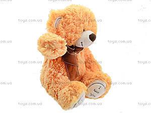 Мягкий медвежонок с бантом, S-JY-4505S70, цена