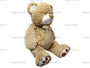 Медведь с бантом, плюшевый, S-JY-4051/50S, купить