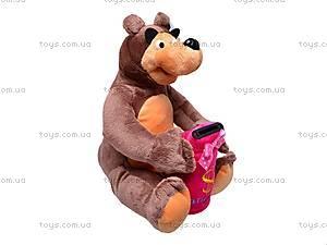 Медведь с копилкой из м/ф «Маша и Медведь», S-TY4484C, купить