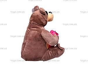 Медведь с копилкой из м/ф «Маша и Медведь», S-TY4484C, фото