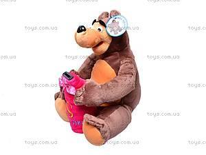 Медведь с копилкой из м/ф «Маша и Медведь», S-TY4484C, цена
