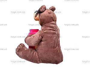 Медведь с копилкой из м/ф «Маша и Медведь», S-TY4484C, игрушки