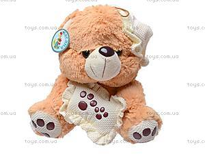 Медведь с подушкой, S38-0593