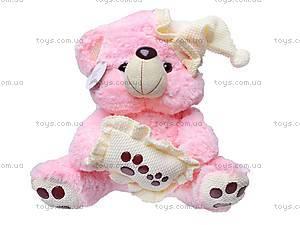 Медведь с подушкой, S38-0593, отзывы