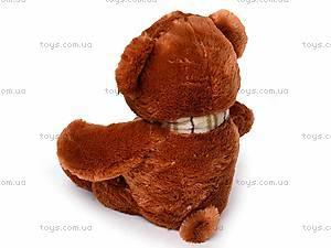 Медведь с шарфом, S-YZ-4036/38S, фото