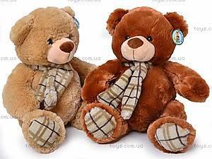 Медведь с шарфом, S-YZ-4036/38S, игрушки