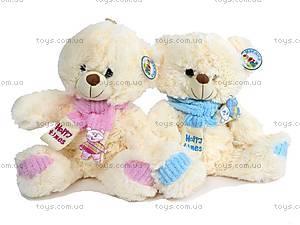 Медведь с шарфом, музыкальный, B21488