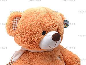 Медведь с шарфом, плюшевый, S-JY-3271A, цена