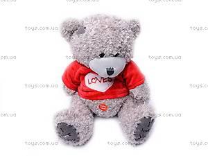 Медведь «Тедди» в футболке, GC12001/10, игрушки