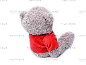 Медведь «Тедди» в футболке, GC12001/10, детские игрушки