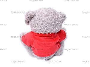 Медведь «Тедди» в футболке, музыкальный, GC12001/8, цена