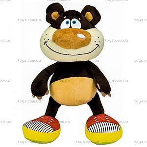 Мягкая игрушка «Медведь в кедах», MKE01
