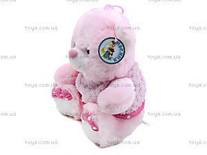 Музыкальный медвежонок в кофте, S-TY9038030, купить