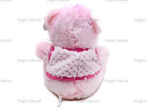 Музыкальный медвежонок в кофте, S-TY9038030, фото