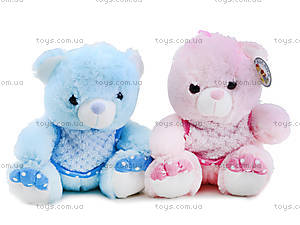 Музыкальный медвежонок в кофте, S-TY9038030, цена