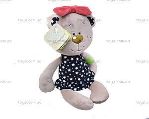 Мягкая игрушка «Медведь Викки», К383А, купить