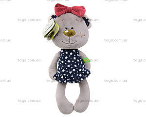 Мягкая игрушка «Медведь Викки», К383А, фото