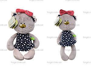 Мягкая игрушка «Медведь Викки», К383А